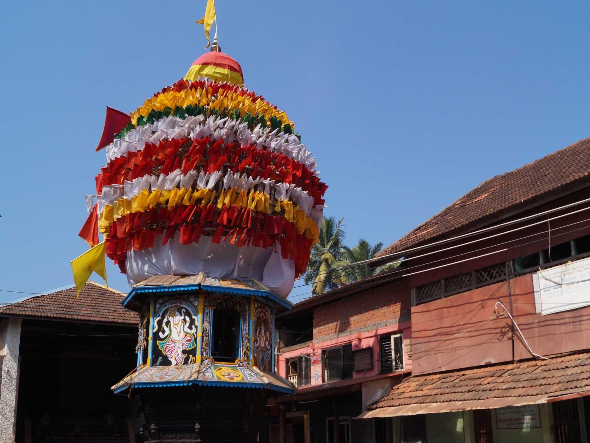 Why is Gokarna a popular travel destination?
