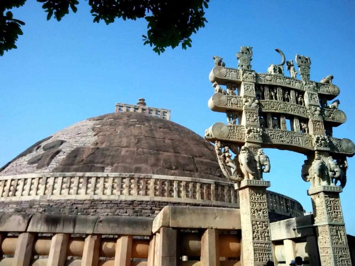 Backpacking Sanchi –  A World Heritage