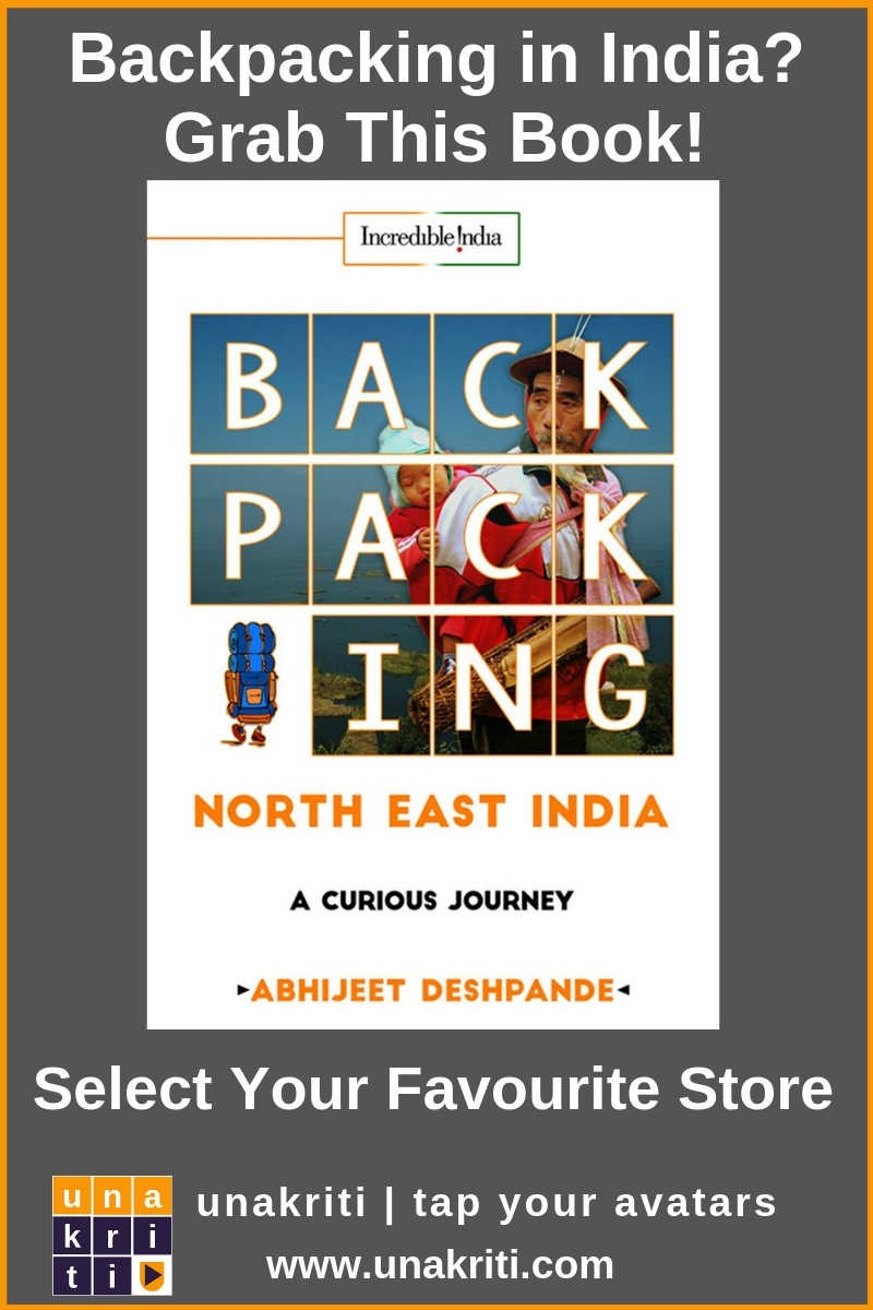 Where can I buy the must-read book on backpacking India?