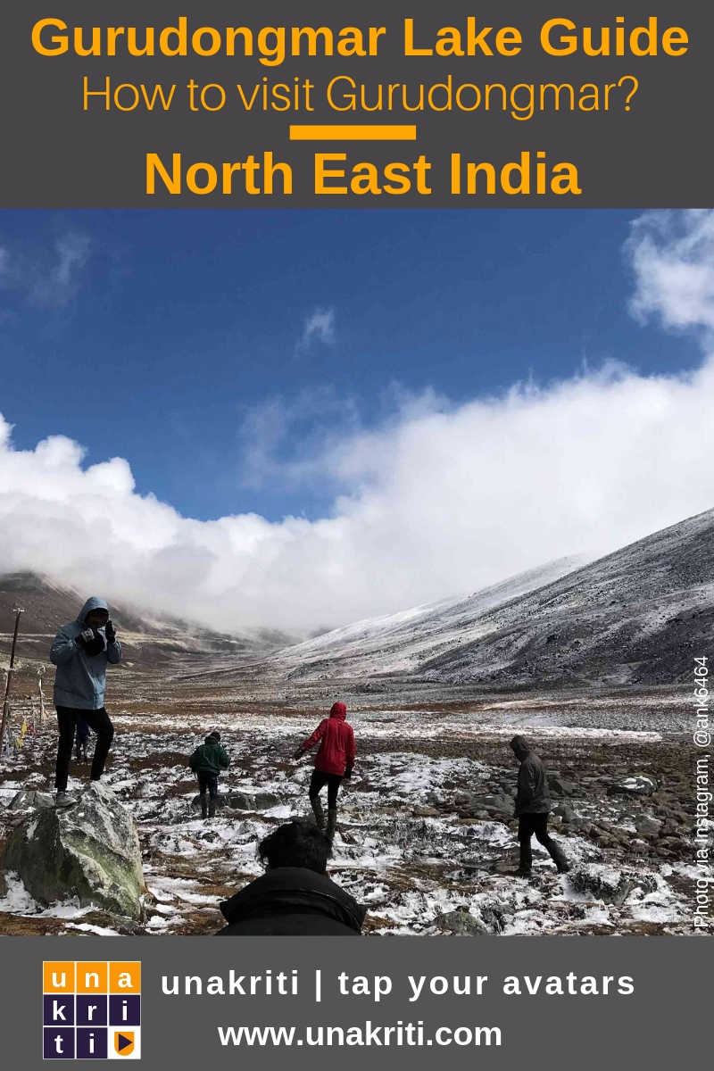 How to get to Zero Point, Sikkim in northeast India?