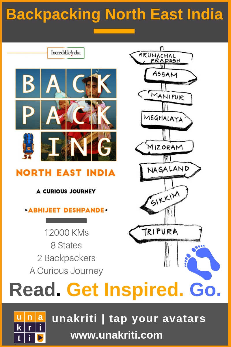 What is the best travel book on northeast India?