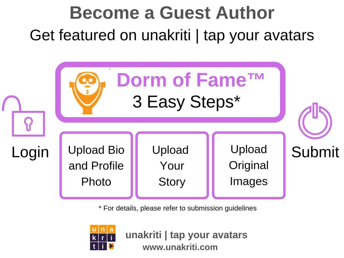 How can I publish my story and become a guest author?