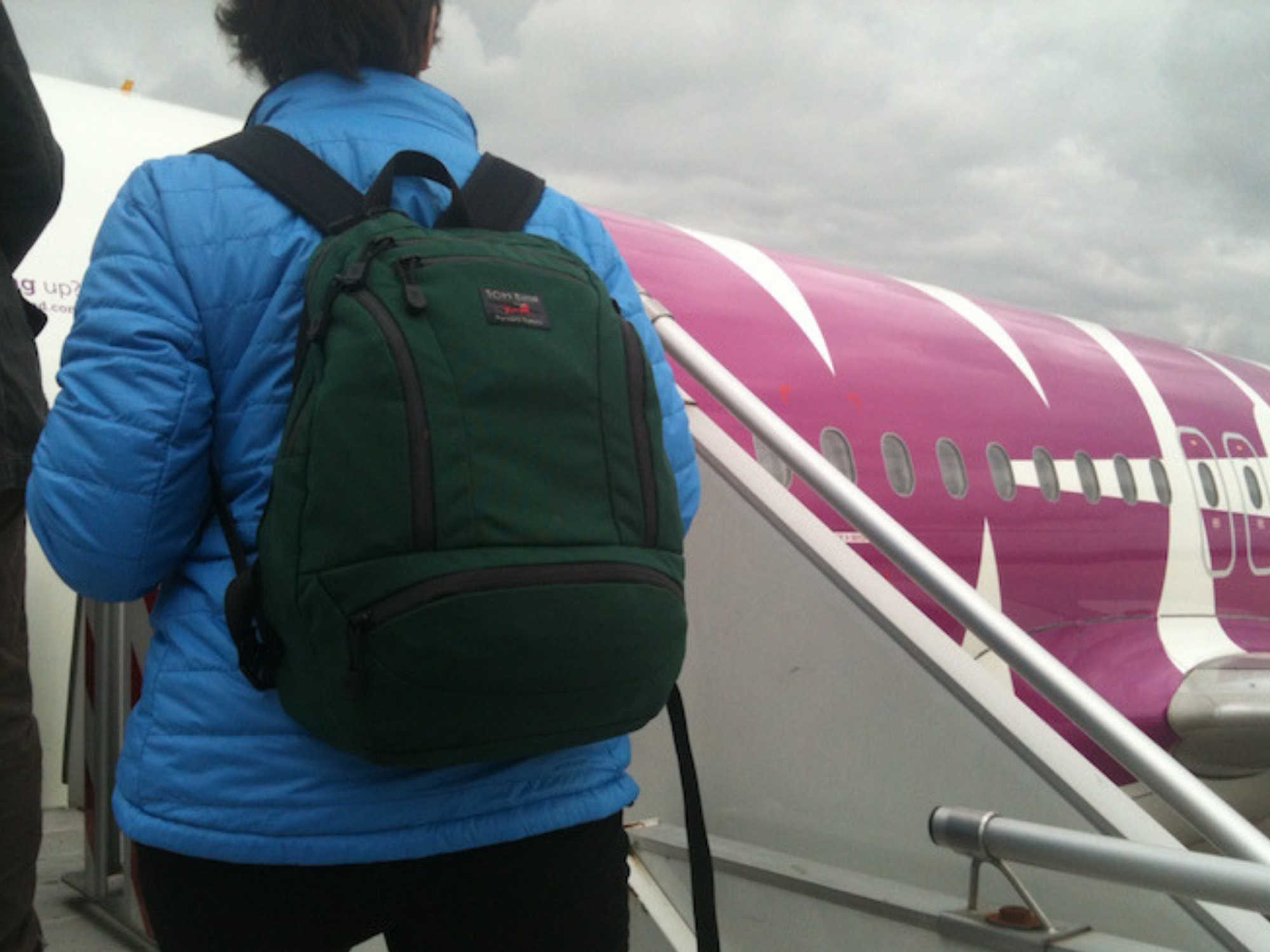 How to travel with only a single bag?