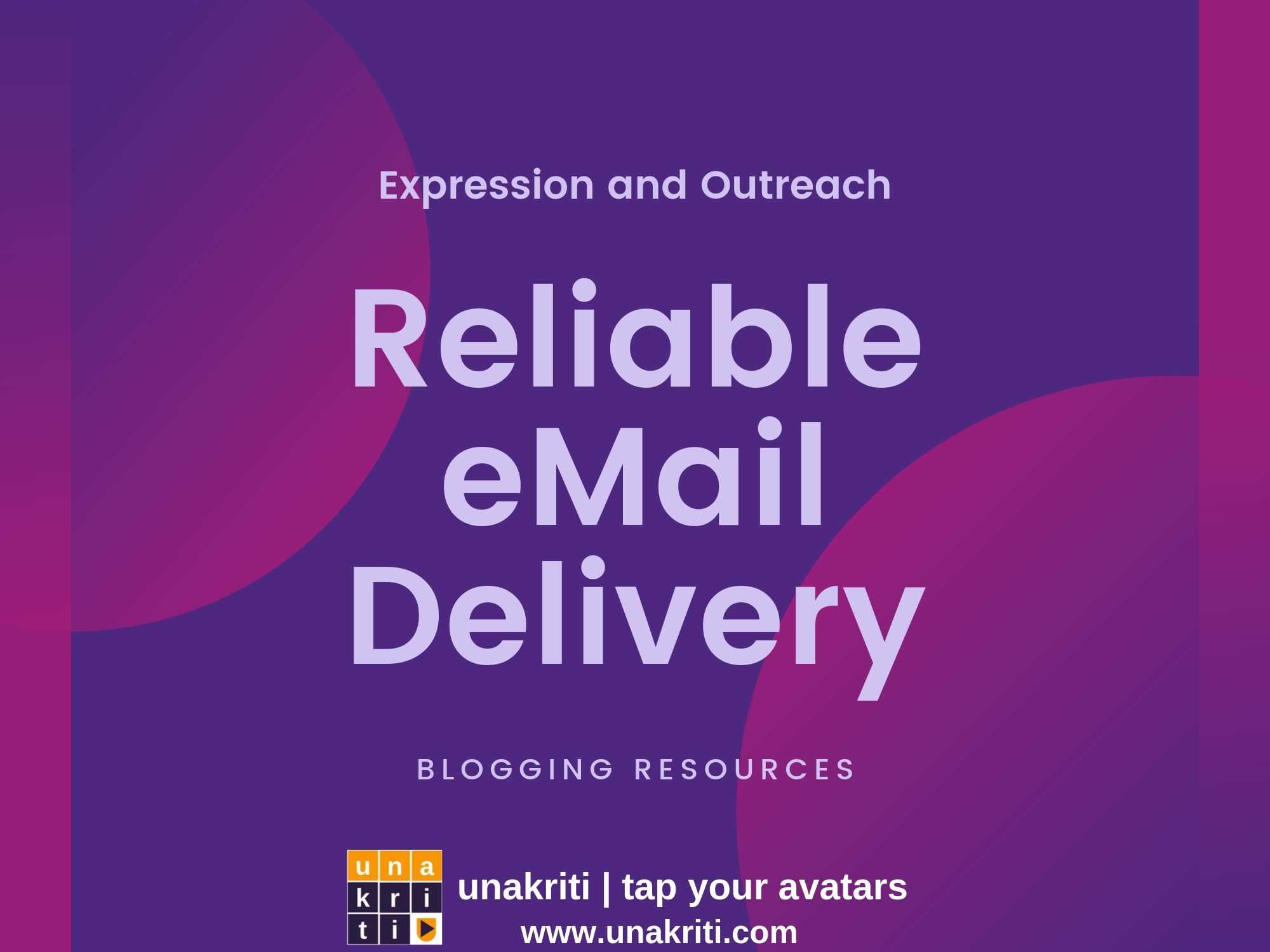 How to ensure reliable email delivery?