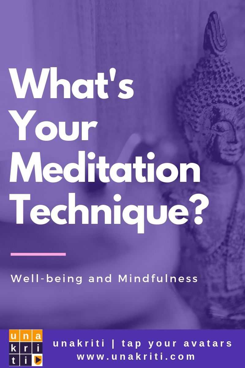 What are some simple meditation techniques?