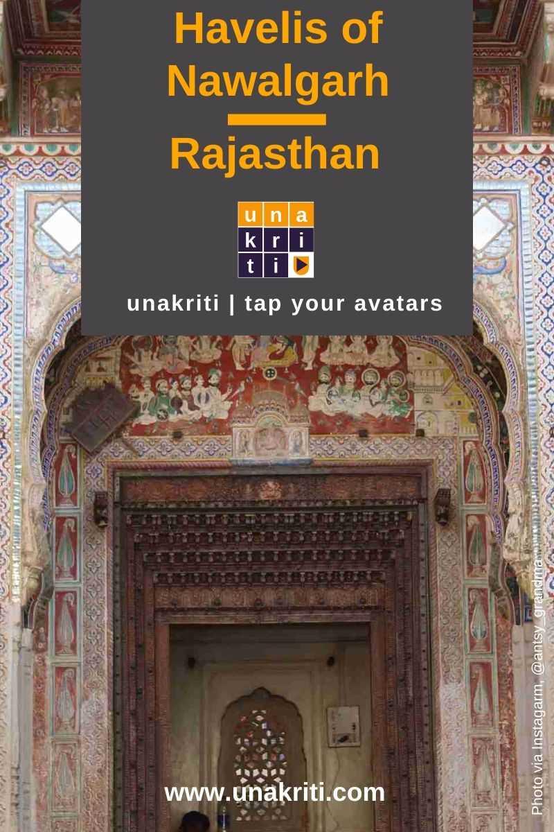 Why should you visit Nawalgarh?