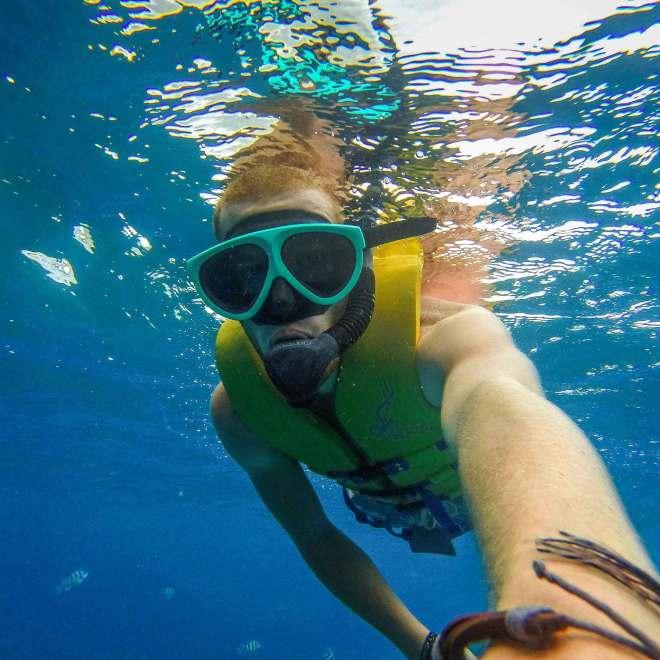 Snorkelling sur l'île d'Oahu à Hawaï  - Mon Histoire