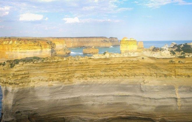The Razorback sur la Great Ocean Road