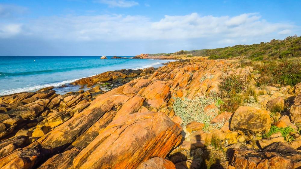 Cape Naturaliste en Australie-Occidentale