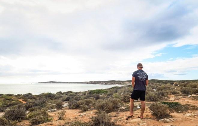 Shark Bay en Australie-Occidentale