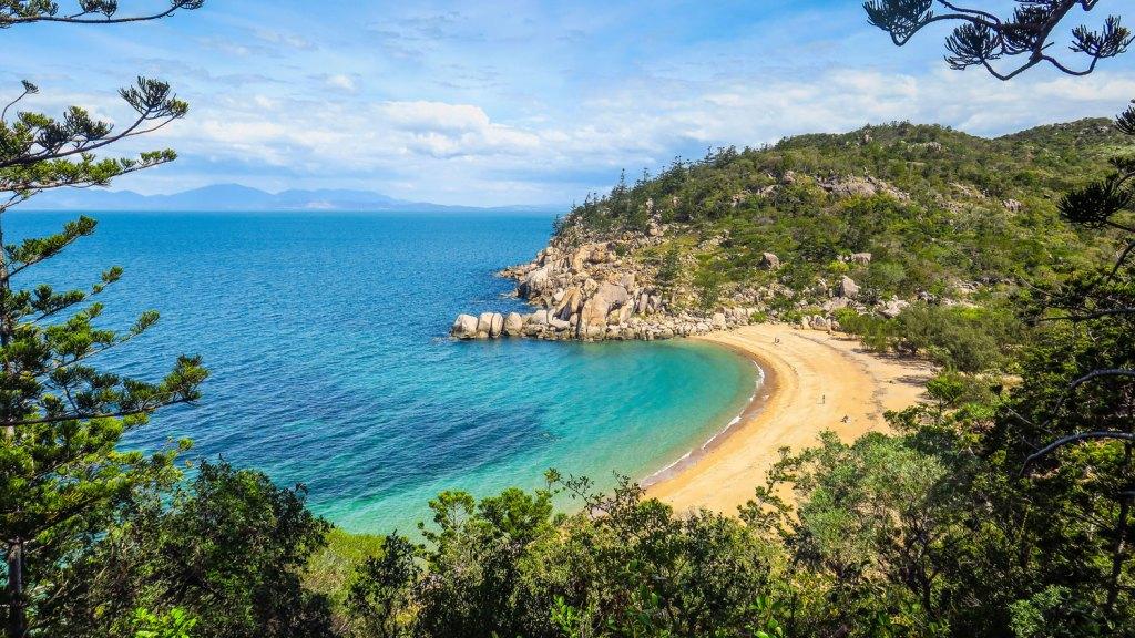 Arthur bay à Magnetic Island