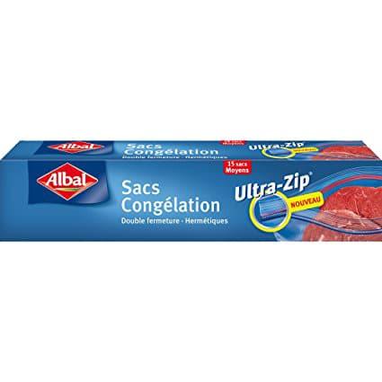 Sac de congélation Ultra-Zip