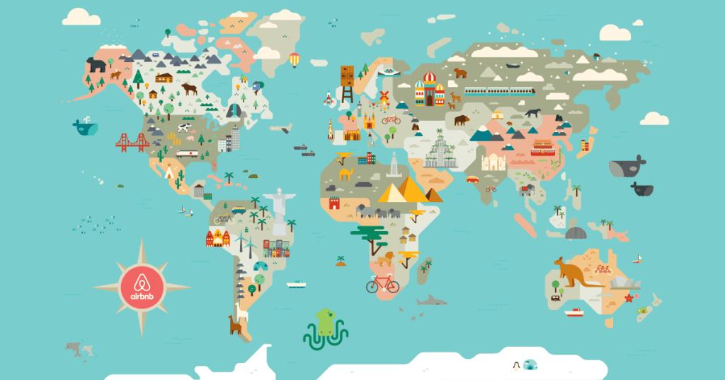 Conseils Voyage - Première Réservation Airbnb