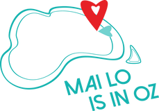 Logo Mai Lo Is In Oz