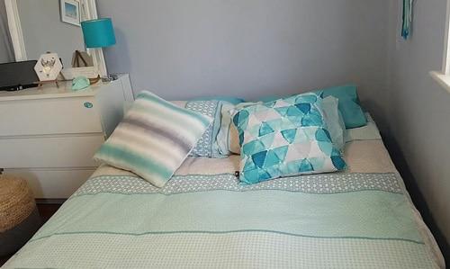 Une des chambres de Maitena à Brisbane