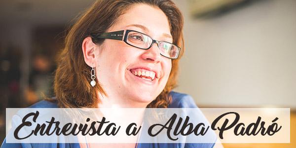 Entrevista a Alba Padró