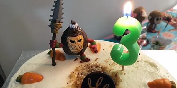 Cómo preparar una fiesta de cumpleaños temática (y no morir en el intento)