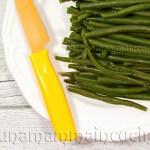 Fagiolini all'olio extravergine di oliva - ricetta di unamammaincucina.it