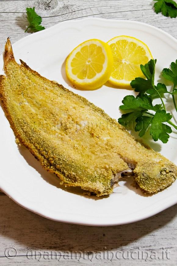 Sogliola al forno gratinata - Ricetta di unamammaincucina.it