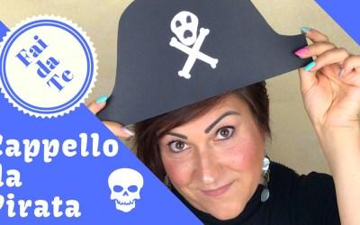 Cappello da Pirata fai da te