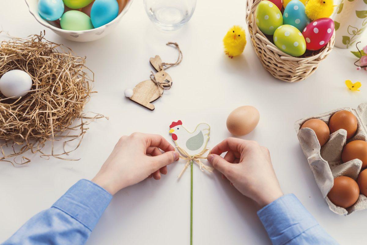 Lavoretti Di Pasqua Da Fare Con I Bambini Idee Facili E