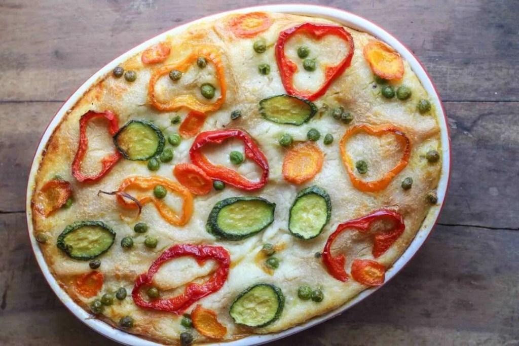 lasagne vegetariane integrali
