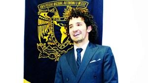 Egresado-recibe-premio-por-tesis-Juegos-Olímpicos-UNAMGlobal
