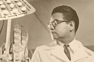 píldora-anticoncetiva-QuímicaUNAM-Miramointes-inventor-UNAMGlobal
