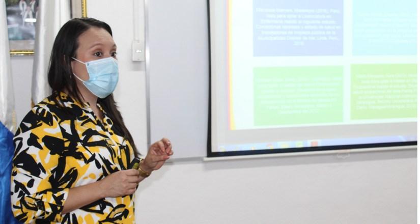 Maestrandos del CIES realizan predefensas y defensas de tesis