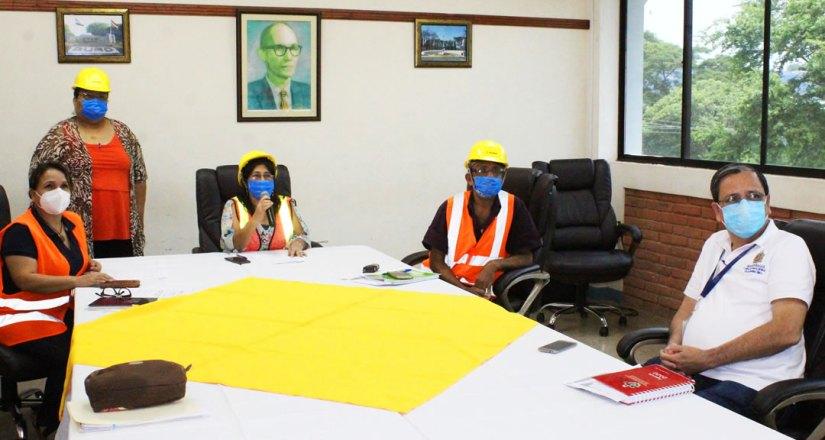 Comité Institucional de Gestión Integral de Riesgo de la Institución (CIGIR UNAN-Managua)