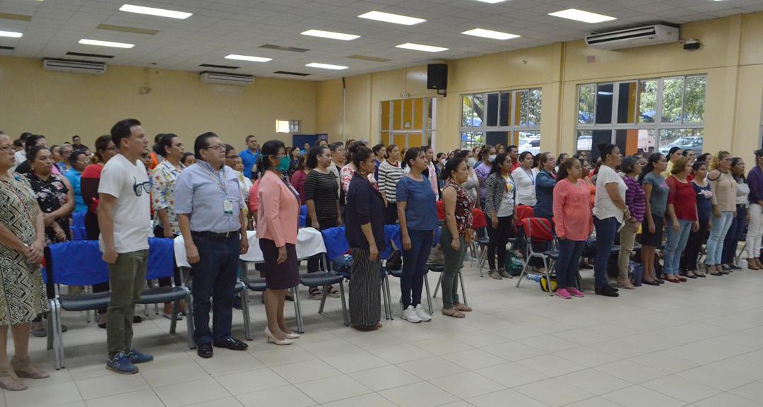 UNAN Managua inaugura diplomado en atención de la niñez con discapacidad y alto riesgo