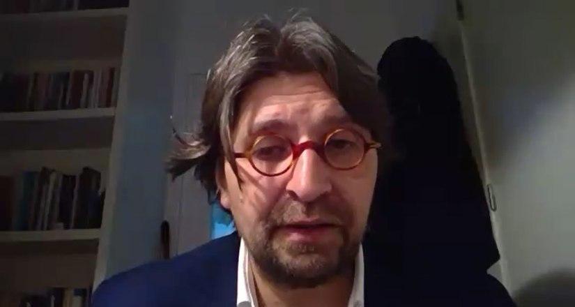 Dr. Francisco Sierra Caballero.