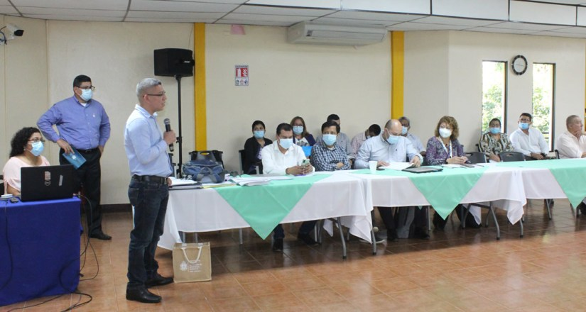 UNAN-Managua elabora Plan Operativo Anual Institucional 2021