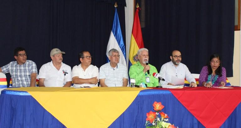 UNAN-Managua presenta resultados del examen de admisión 2020.