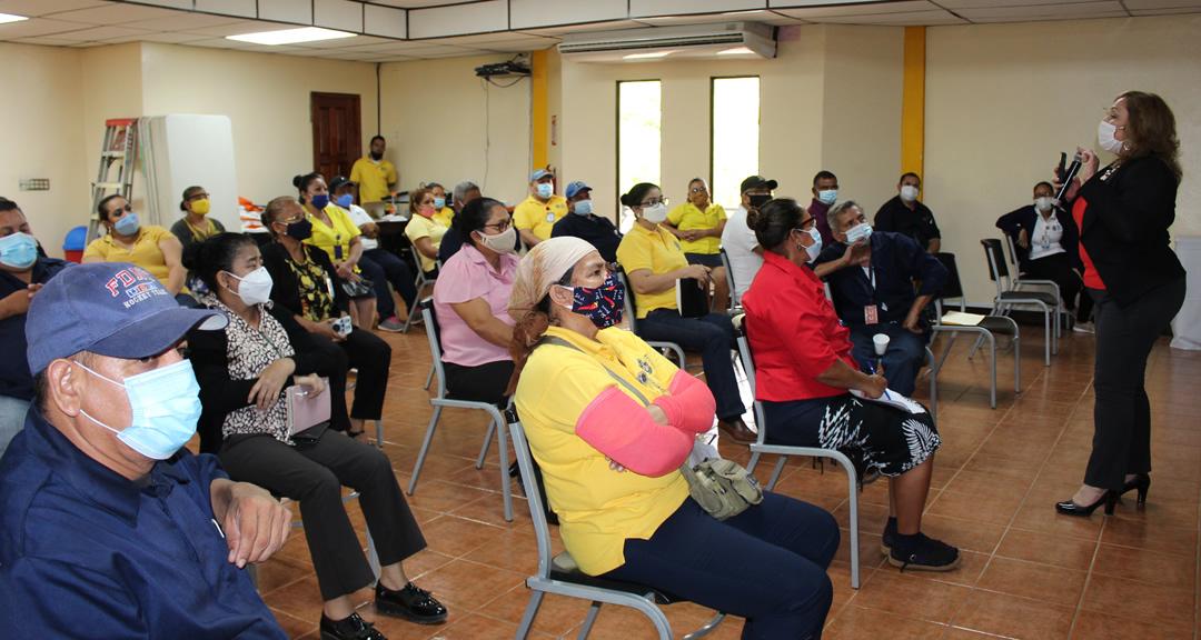 Realizan taller para sensibilizar en la prevención de enfermedades crónicas