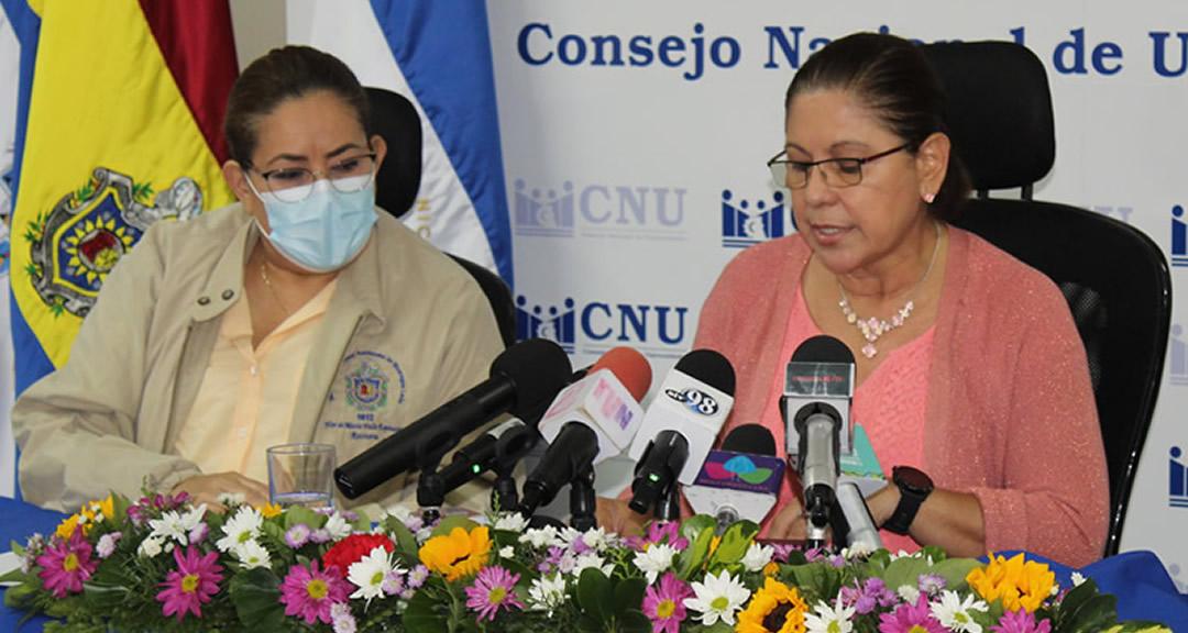 UNAN-Managua anuncia su agenda de actividades académicas