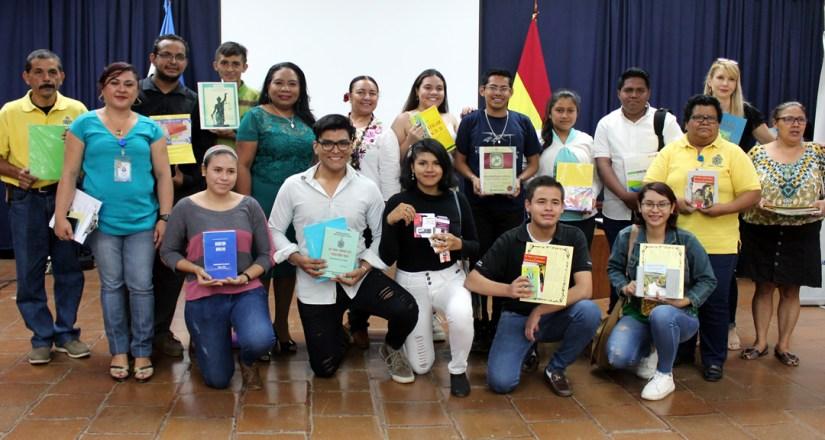 Sistema bibliotecario de la UNAN-Managua conmemora Día Internacional del Libro