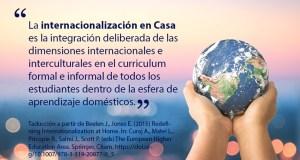 Dialoguemos acerca de la internacionalización