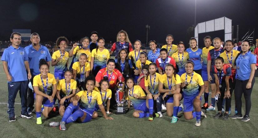 UNAN-Managua, subcampeona del Torneo Apertura 2020-202