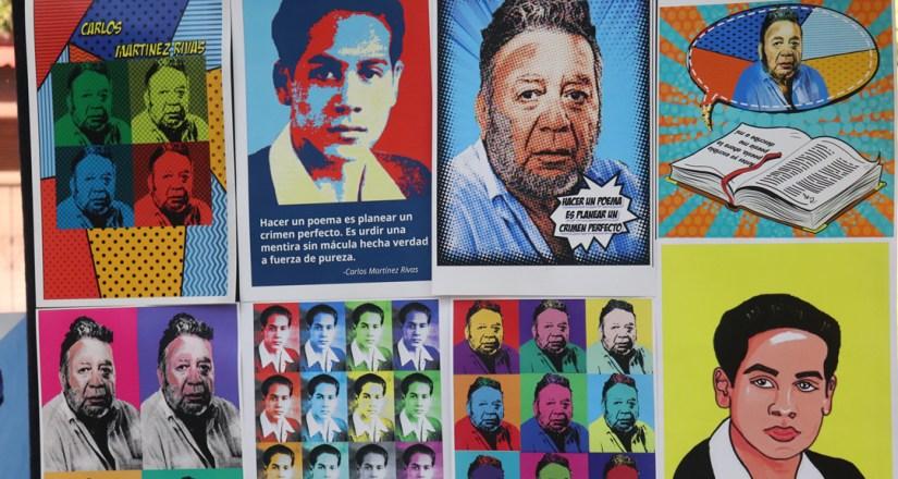 UNAN-Managua celebra la grandeza poética y literaria de Carlos Martínez en jornada dedicada a su natalicio