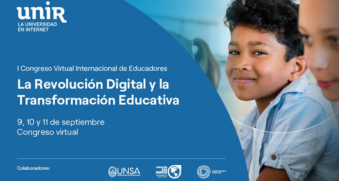 I Congreso Virtual Internacional de Educadores