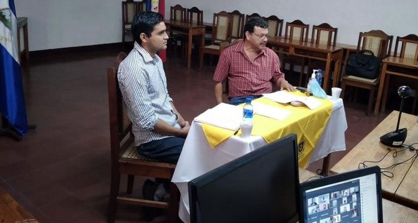 Catedráticos de la FAREM-Estelí comparten reflexiones sobre los efectos de la COVID-19