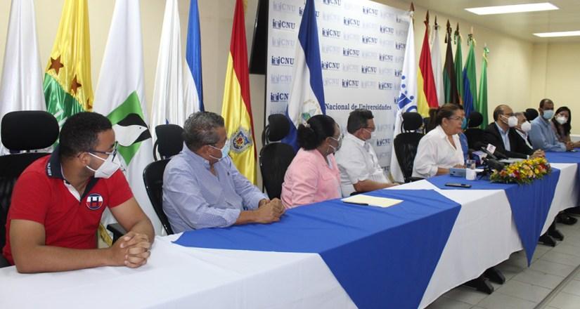 UNAN-Managua inmersa en acciones académicas que fortalecen la educación superior