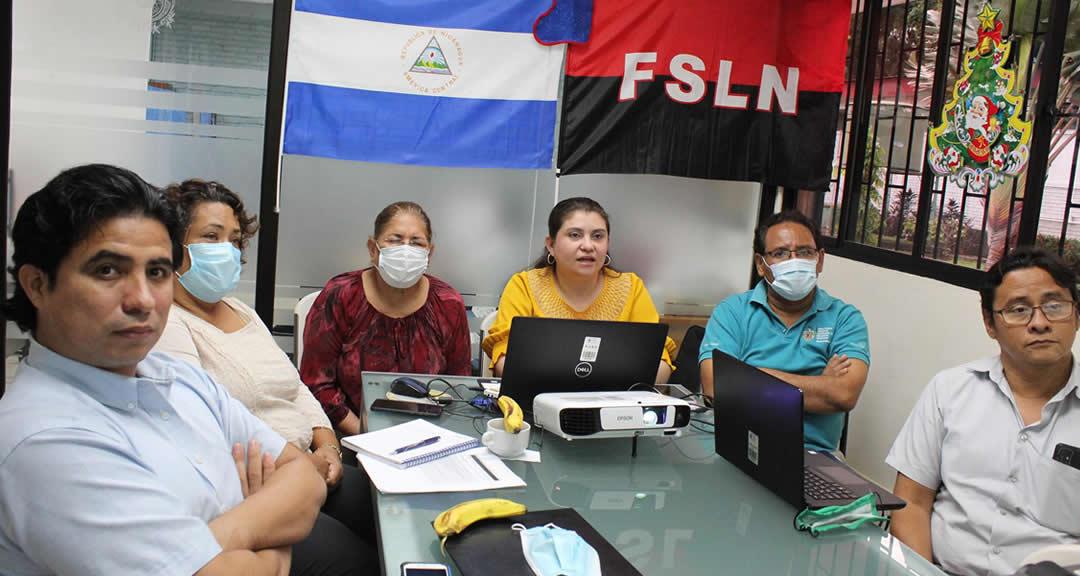 UNAN-Managua aporta al componente de transferibilidad del proyecto INICIA
