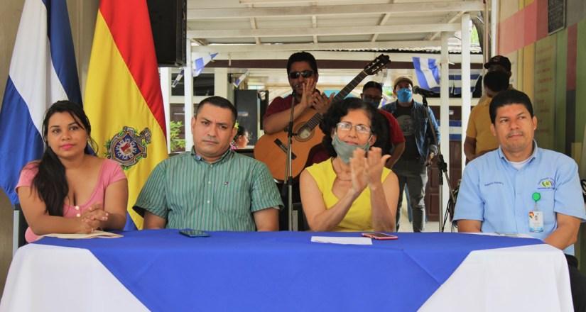 UNAN-Managua celebra el 125 aniversario del natalicio del General Sandino