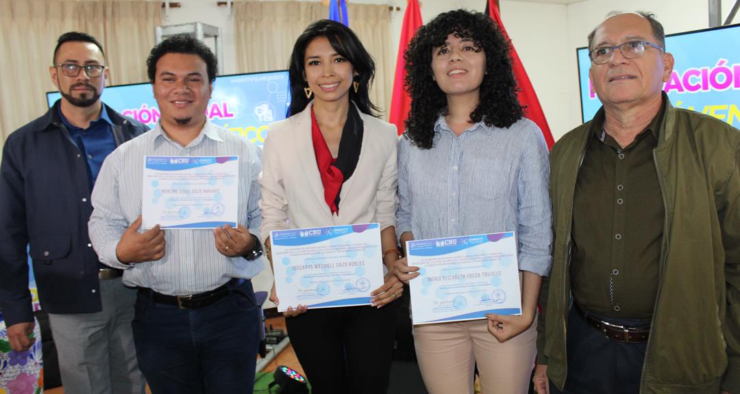 Docentes de la UNAN-Managua son galardonados por su labor científica e investigativa
