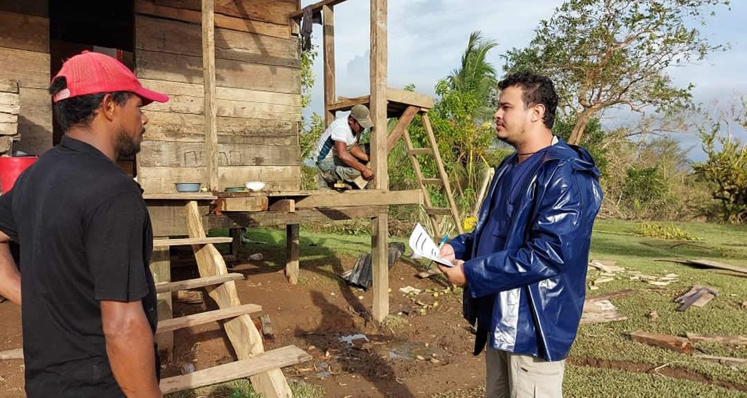 Comunidades caribeñas destacan aporte de las brigadas solidarias de la UNAN-Managua