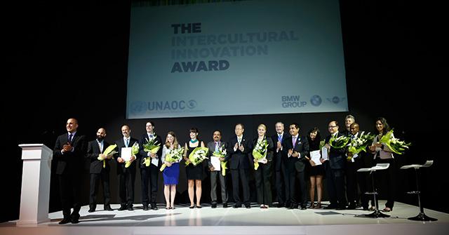Statement of the High Representative at Intercultural Innovation Award (IIA) Ceremony