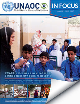 UNAOC in Focus – January to June 2017