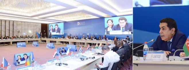 Remarks by H.E. Al-Nasser at the 4th World Forum for Intercultural Dialogue Ministerial Meeting